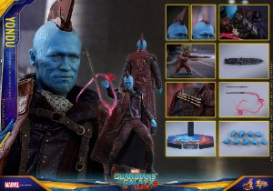 [PRE-VENDA] Youndu Guardians of Galaxy Vol.2 Movie Masterpiece Hot Toys Original