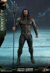 [PRE-VENDA] Aquaman Liga da Justiça DC Comics Movie Masterpiece Hot Toys Original