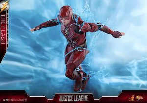 Flash Liga da Justiça DC Comics Movie Masterpiece Hot Toys Original
