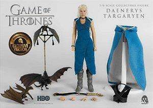 [PRÉ-VENDA] Daenerys Game of Thrones Threezero 1/6 Original versão exclusiva