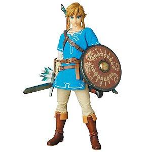 [ENCOMENDA] Link The Legend of Zelda Breath of the Wild Real Action Heroes No.764 Medicom Toy Original