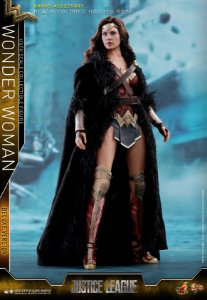 [PRE-VENDA] Wonder Woman Deluxe Edition Justice League DC Comics Movie Masterpiece Hot Toys Original