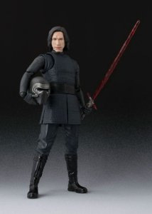 Kylo Ren Star Wars The Last Jedi S.H. Figuarts Bandai Original