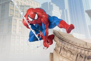 [PRE-VENDA] Spider-Man Web Springer Marvel Universe Artfx 1/6 Easy Assembly Kit Kotobukiya Original