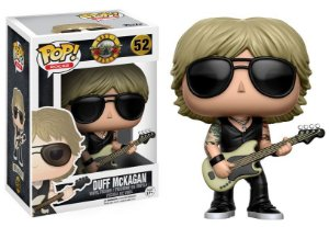 Duff Mckagan Gun's N Roses Pop! Rocks Funko Original