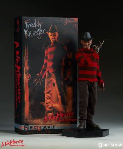 [ENCOMENDA] Freddy Krueger A Nightmare on Elm Street 3: Dream Warriors Sideshow Original