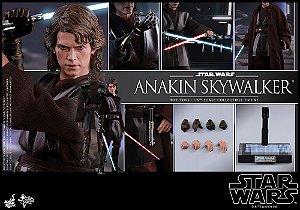 [PRE-VENDA] Anakin Skywalker Star Wars Episode III Revenge of Sith Hot toys Original