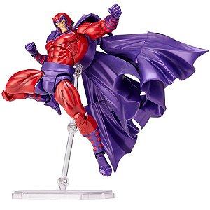 Magneto Figure Complex Amazing Yamaguchi No.006 Revoltech Kaiyodo Original