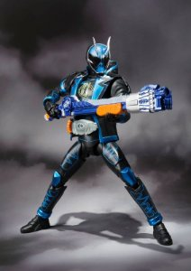 Kamen Rider Specter Kamen Rider Ghost S.H. Figuarts Bandai Original