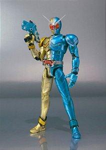 Kamen Rider Double Lunar-Trigger S.H. Figuarts Bandai Original
