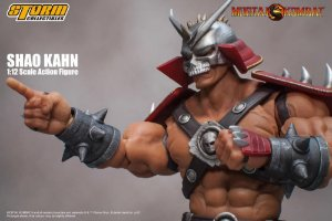 [PRE-VENDA] Shao Kahn Mortal Kombat Storm Collectibles Original