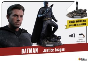 [PRE-VENDA] Batman Liga da Justiça DC Comics Movie Masterpiece Hot Toys Original