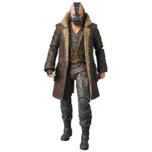 Bane The Dark Knight Rises MAFEX No.052 Medicom Toy Original
