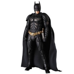 Batman The Dark Knight Rises MAFEX No.053 versão 3.0 Medicom Toy Original