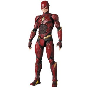Flash Liga da Justiça MAFEX No.058 Medicom Toy Original