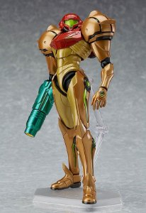 Samus Aran Metroid Prime 3: Corruption Figma Good Smile Company Original