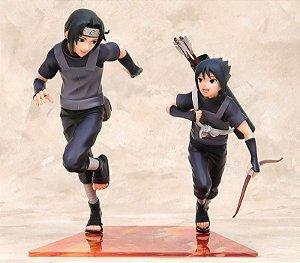 Itachi Uchiha & Sasuke Naruto Shippuden G.E.M. Series MegahouseOriginal