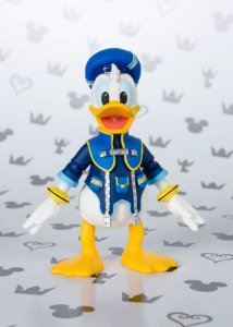 Donald Kingdom Hearts II S.H. Figuarts Bandai Original
