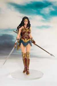 Wonder Woman Justice League DC Comics ARTFX+ Kotobukiya Original