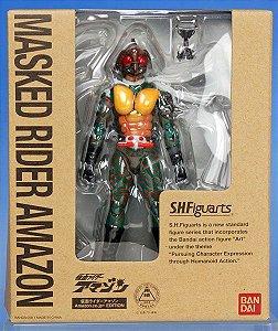 Masked Rider Amazon Kamen Rider S.H. Figuarts Bandai Original