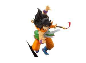 Yamcha Dragon Ball Scultures 4 Banpresto original
