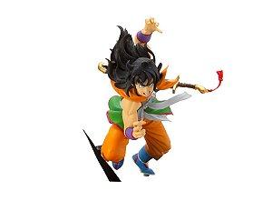 Yamcha Dragon Ball Scultures 4 Banpresto original