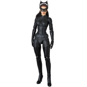 Selina Kyle versão 2.0 Batman The Dark Knight Rises MAFEX No.050 Medicom Toy Original