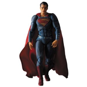 Superman Batman vs Superman Dawn of Justice MAFEX No.018 Medicom Toy Original