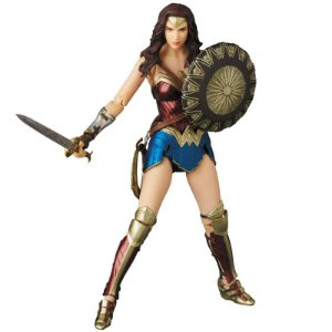 Wonder Woman DC Comics Mafex No.048 Medicom Toy Original