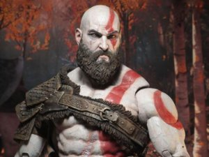 Kratos God of War 4 NECA Original