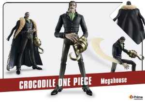 Crocodile One Piece Variable Action Heroes Megahouse Original