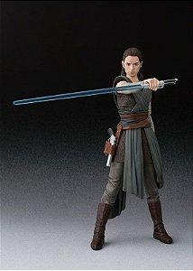 Rey Star Wars The Last Jedi S.H. Figuarts Bandai Original