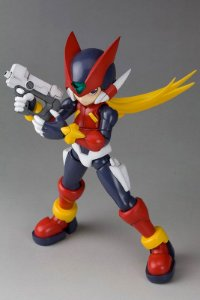 Zero Repackage Edition Mega Man Zero Plastic Model Kotobukiya Original