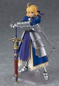 Saber 2.0 Fate Stay Night Figma Max Factory Original
