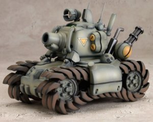 SV-001 Metal Slug model kit Memorial Game Collection Series Wave Original