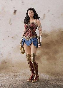 Wonder Woman Justice League S.H. Figuarts Bandai Original