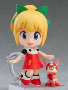 Roll Mega Man 11 Nendoroid Good Smile Company Original