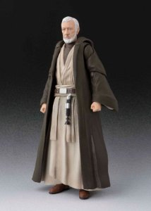 Obi-wan Kenobi Star Wars A New hope S.H. Figuarts Bandai Original