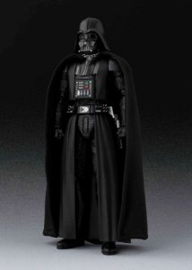Darth Vader Star Wars A New hope S.H. Figuarts Bandai Original