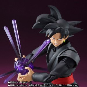 Goku Black Dragon Ball Super S.H. Figuarts Bandai Original