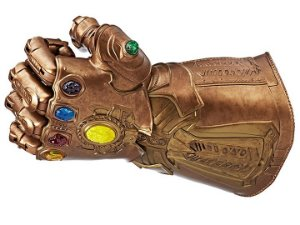 Manopla do Infinito Thanos Vingadores Guerra infinita Marvel Legends Hasbro Original