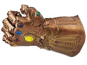 Manopla do Infinito Vingadores Guerra infinita Marvel Legends Hasbro Original