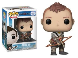 Atreus God of War Funko Pop Games Original