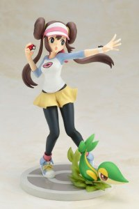 Rosa with Snivy Pokemon ARTFX J Kotobukiya Original