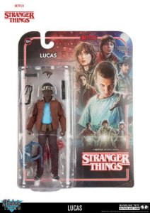 Lucas Stranger Things McFarlane Toys Original