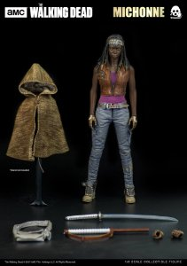 Michonne The Walking Dead 1/6 Threezero Original
