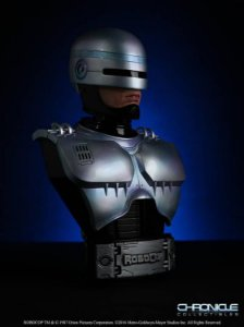 Robocop Busto escala 1/2 Chronicle Original
