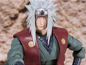 Jiraiya Naruto Shippuuden S.H. Figuarts Bandai Original