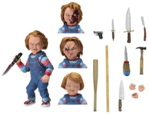 Chucky Ultimate Child's Play NECA Original