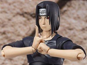 Itachi Uchiha Naruto Shippuuden S.H. Figuarts Bandai Original